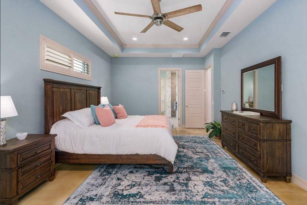 Palmer bedroom