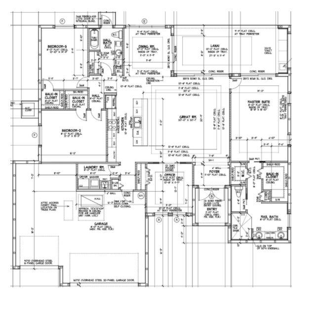 Pegasus floor plan