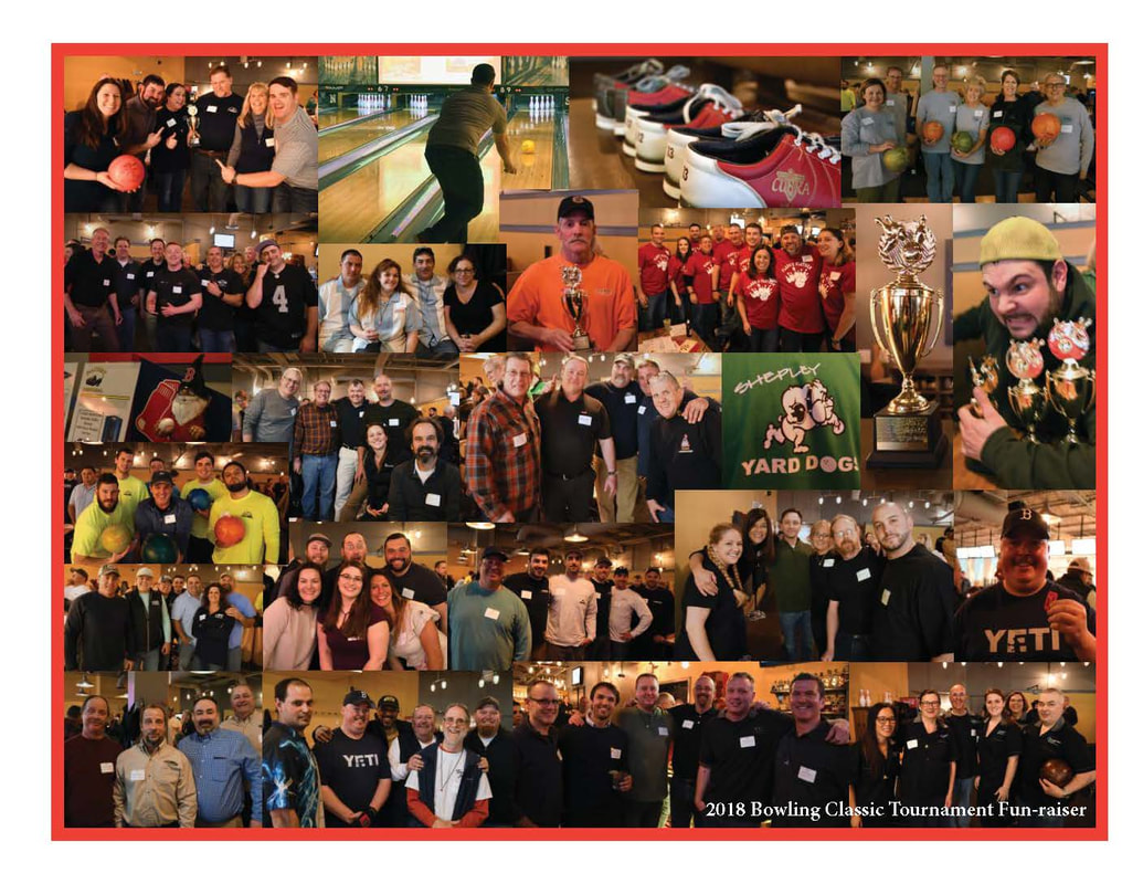 2018 bowling classic tournament collage