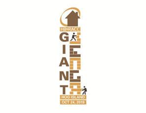 Giant jenga logo