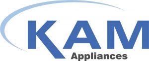 kam appliances logo