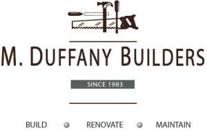 m duffany logo