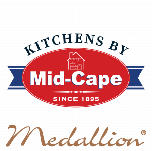 mid-cape kitchens and medallion joint logo