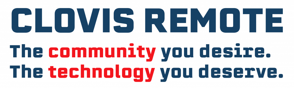 ClovisRemote_logo_with slogan