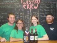 The Twisted Crew-Terry and Suzannah Miller and Liz and Mike Trublood