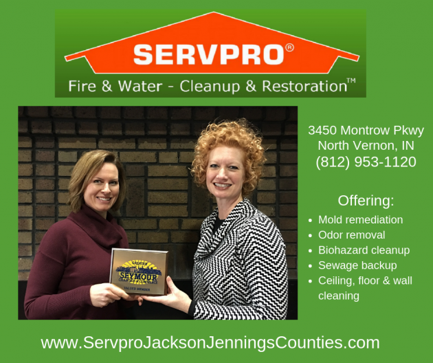 SERVPRO of Jackson & Jennings Counties