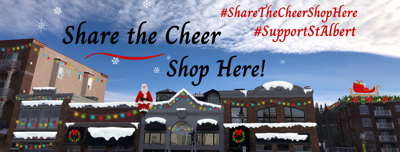 Share The Cheer Shop Here