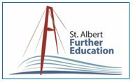 Capture St. Albert Further Ed Job logo