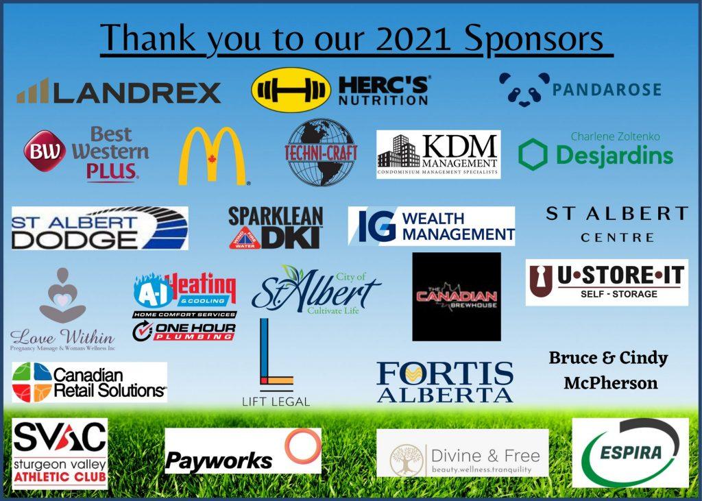 2021 Sponsor Website
