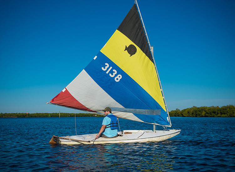 PCB Sailing