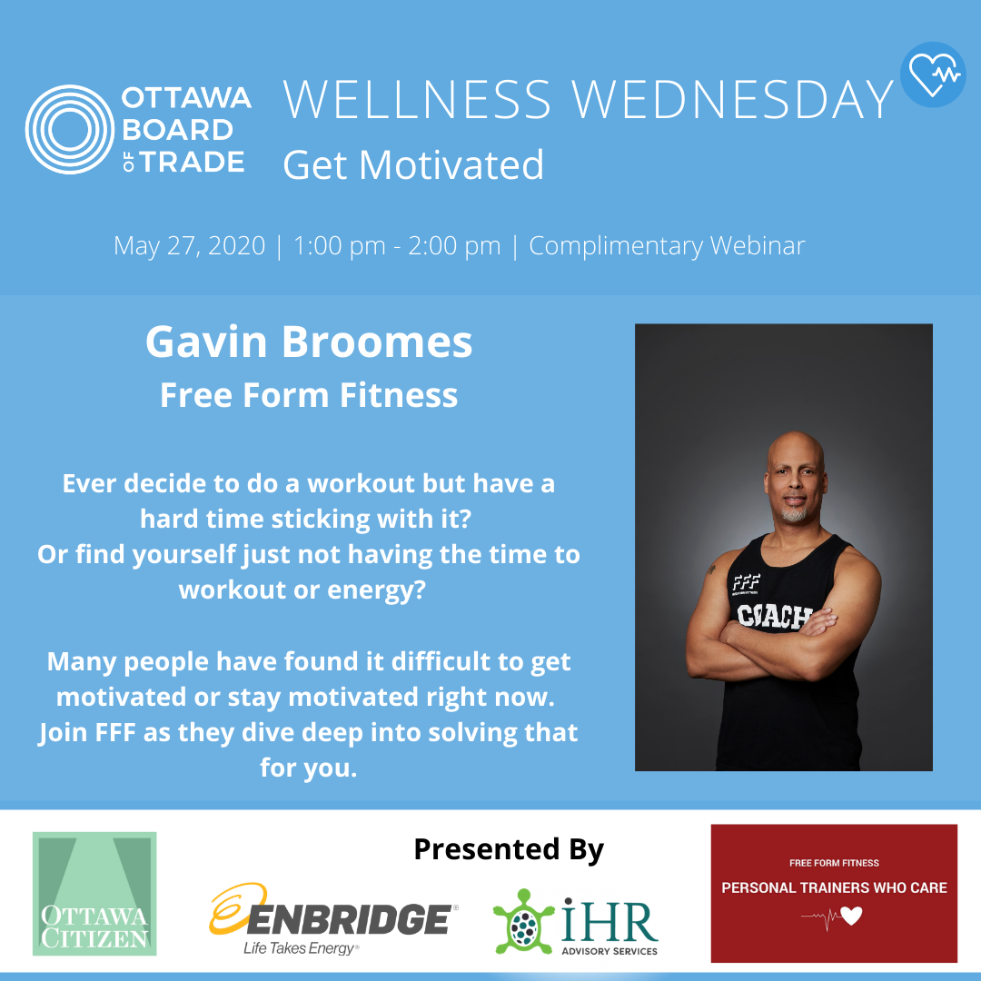 Wellness Wednesday May 27 - FFF
