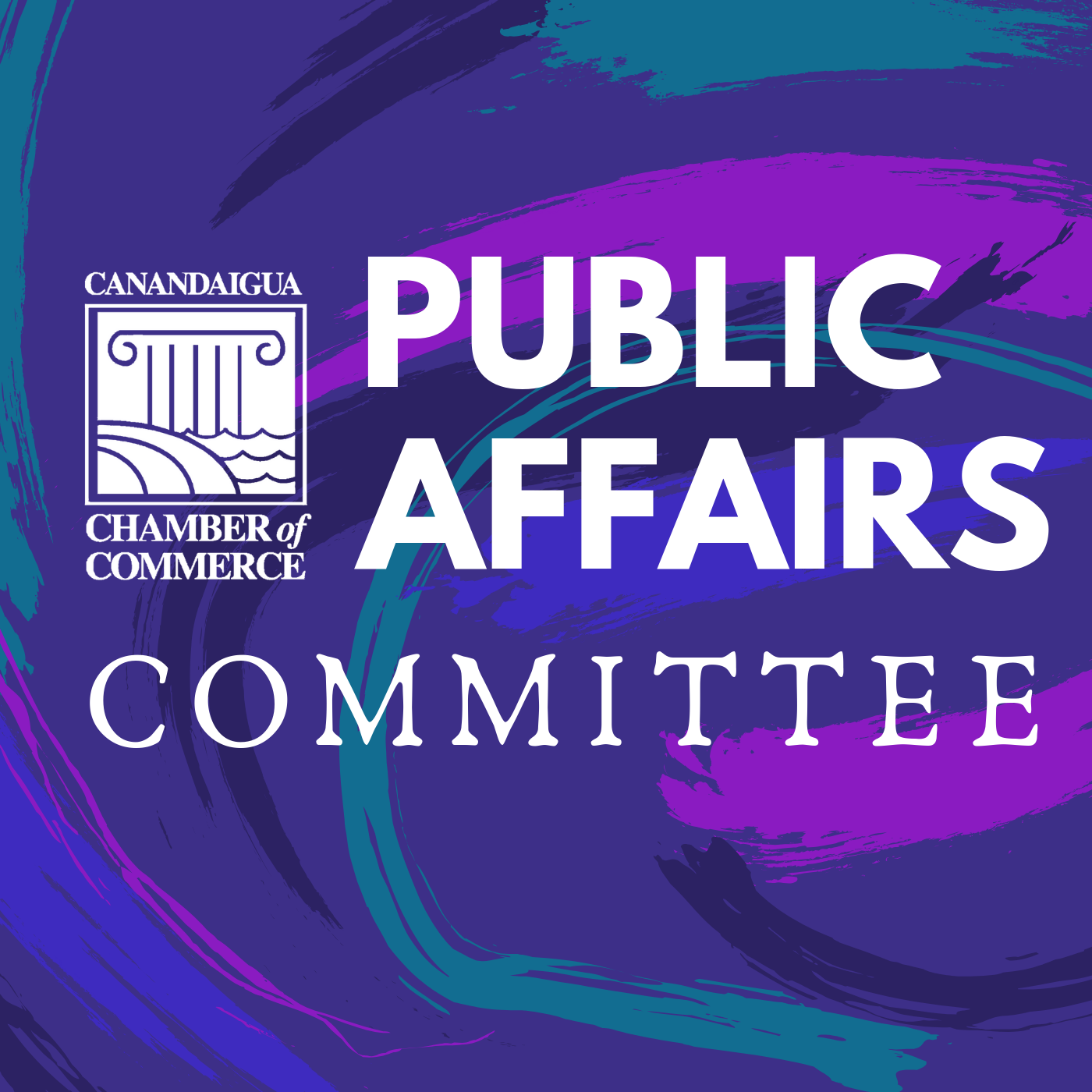 public affairs committee logo