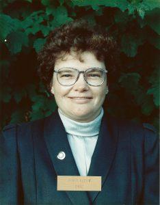 Joyce Ezrow 1992