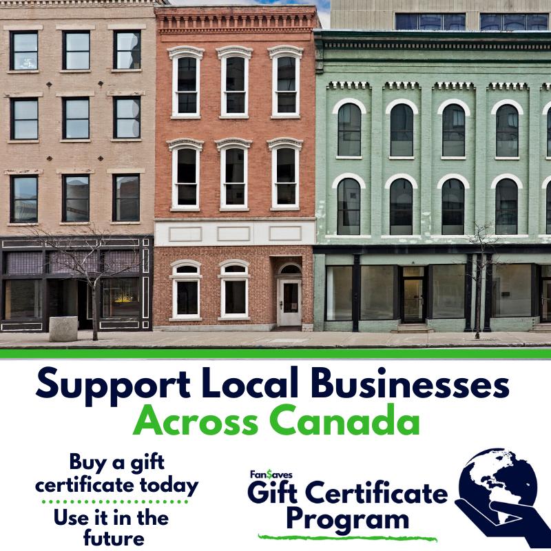 FSH Gift Certificate Social