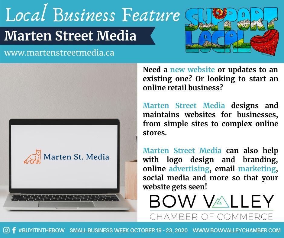 Banff 1 SBW Marten Street Media