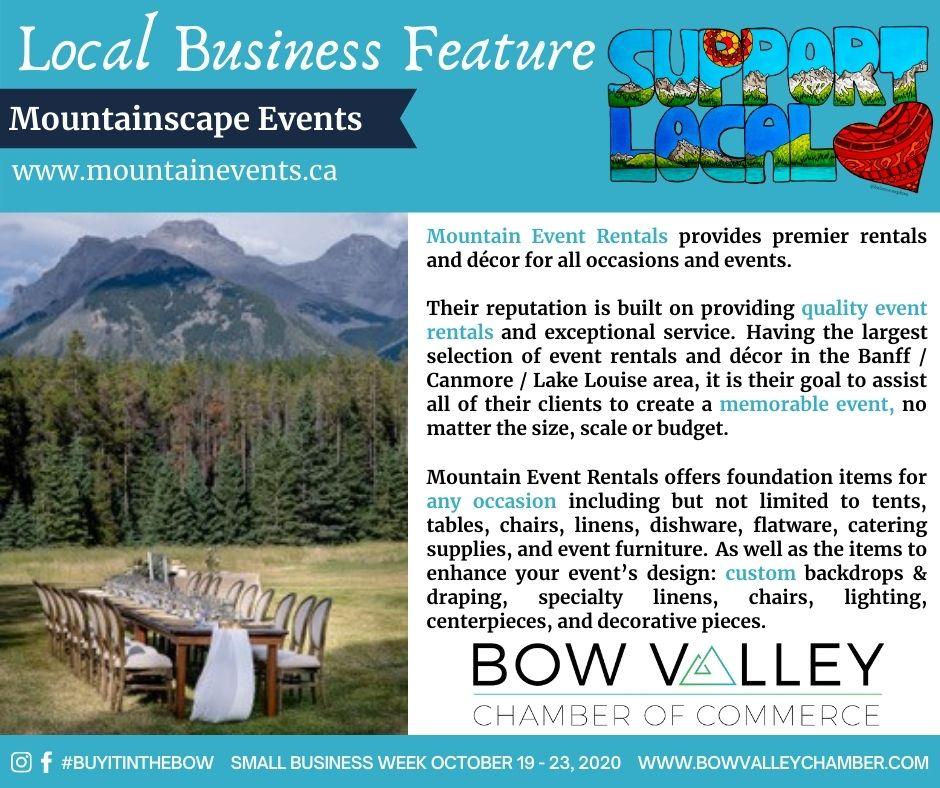 Banff 2 SBW Mountainscape