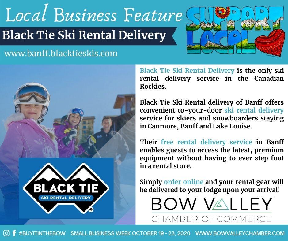 Banff 3 SBW Black Tie