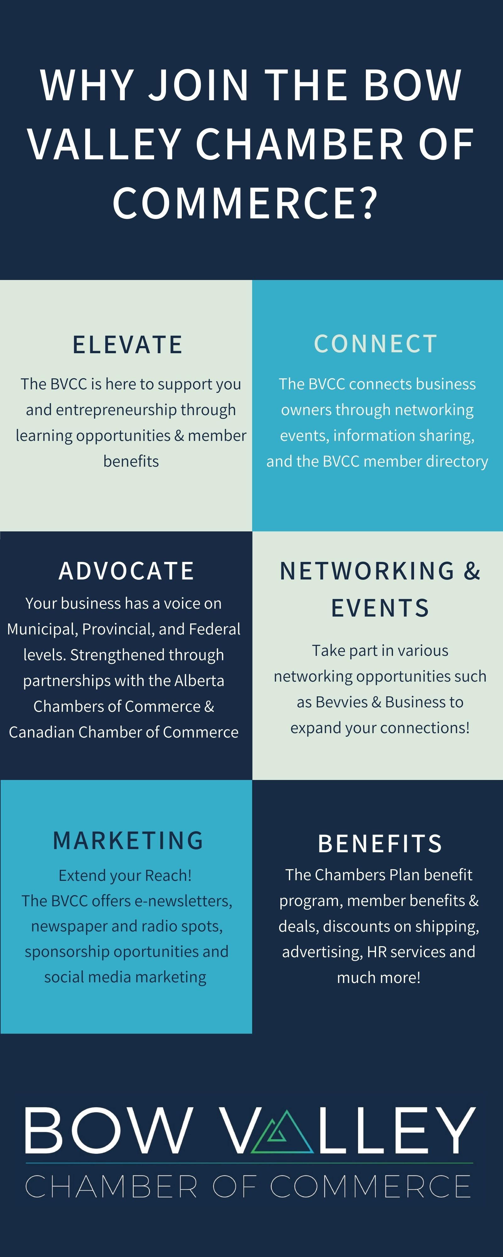 BVCC Why Join Infographic