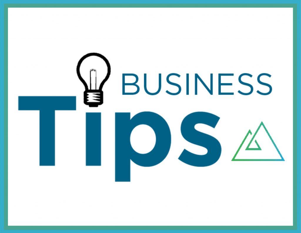 SBW Business Tips Logo