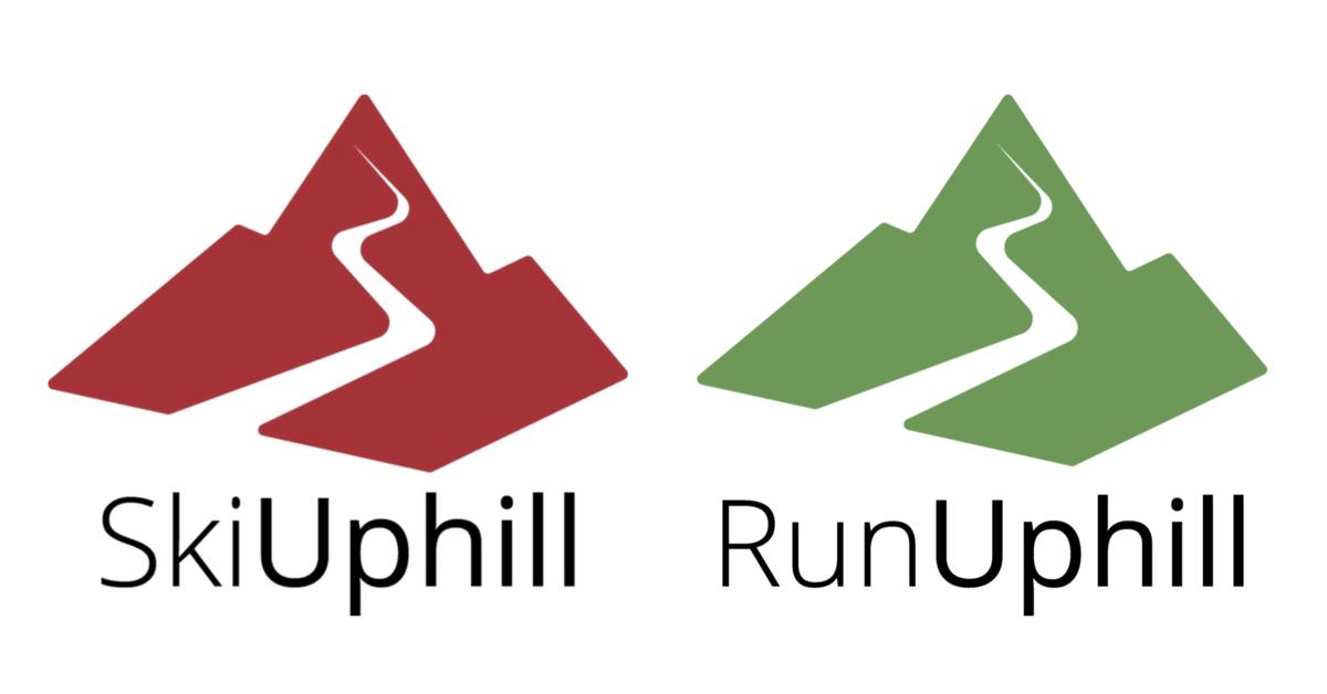 Ski Run Uphill
