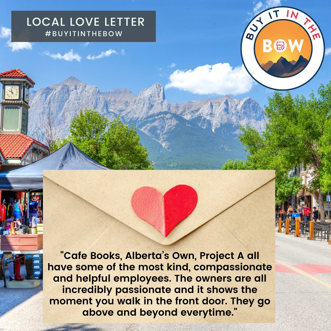 Cafe Books, Alberta's Own, Project A