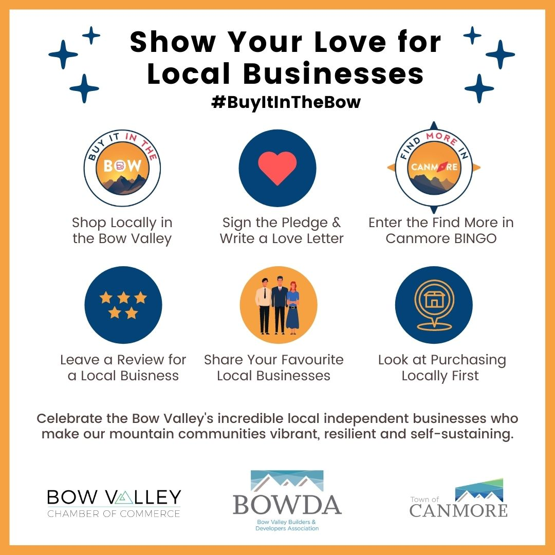 How to Support Local w BOWDA