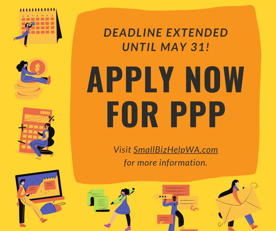 PPP Deadline Extended- FB