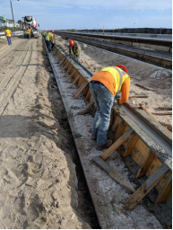 A1A-construction