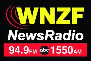 WNZF NewsRadio logo