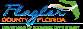 Flagler Department of Economic Opportunity logo