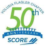 Volusia Flagler SCORE logo
