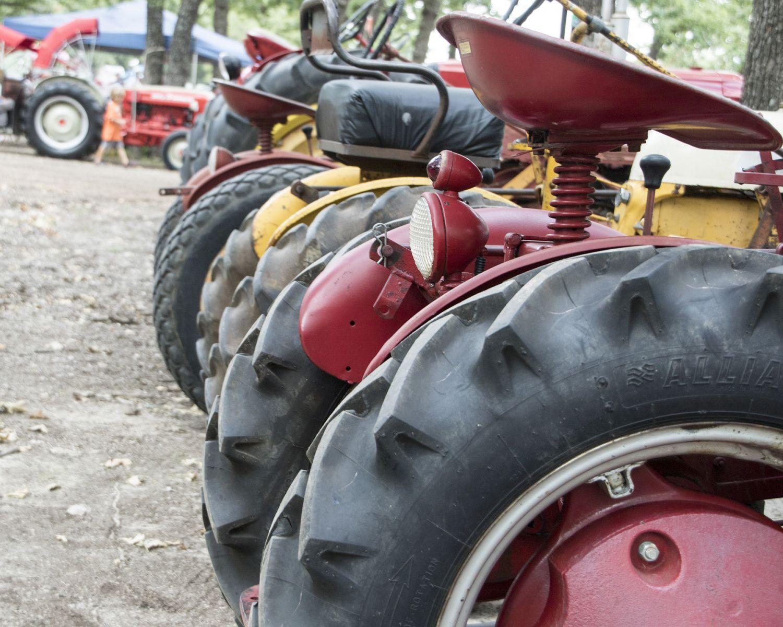 Terrell Tractor 6 13 15001