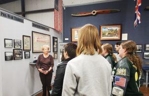 BFTS Museum Student Tour