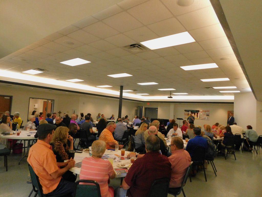 Terrell Chamber Board Luncheon