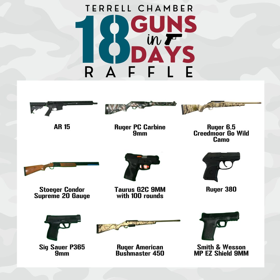 Pictures of Raffle Guns - 2