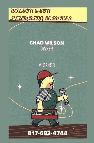 Wilson & Son Plumbing Services