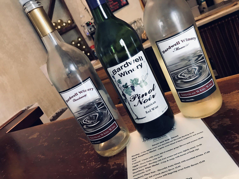 Bardwell Winery - Mt. Orab
