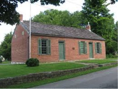 Grant Schoolhouse - Georgetown