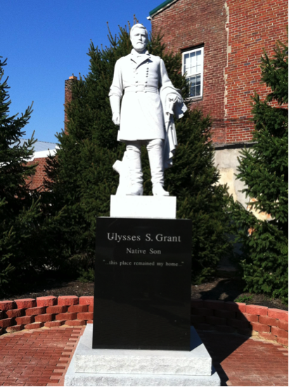 Grant Statue - Georgetown