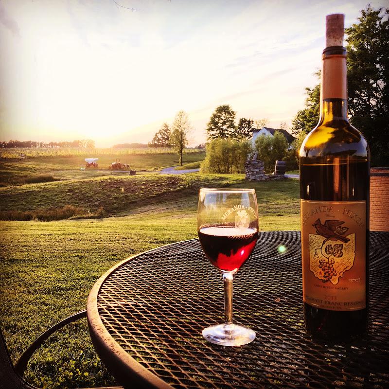 Meranda-Nixon Winery - Ripley