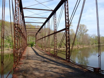 Higginsport Bridge