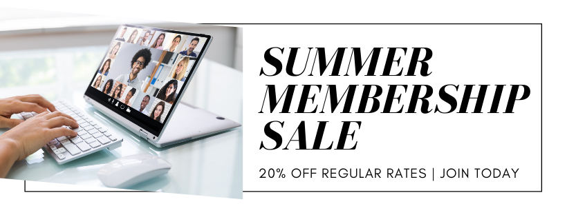 Vacaville Chamber Summer 2020 Membership Sale