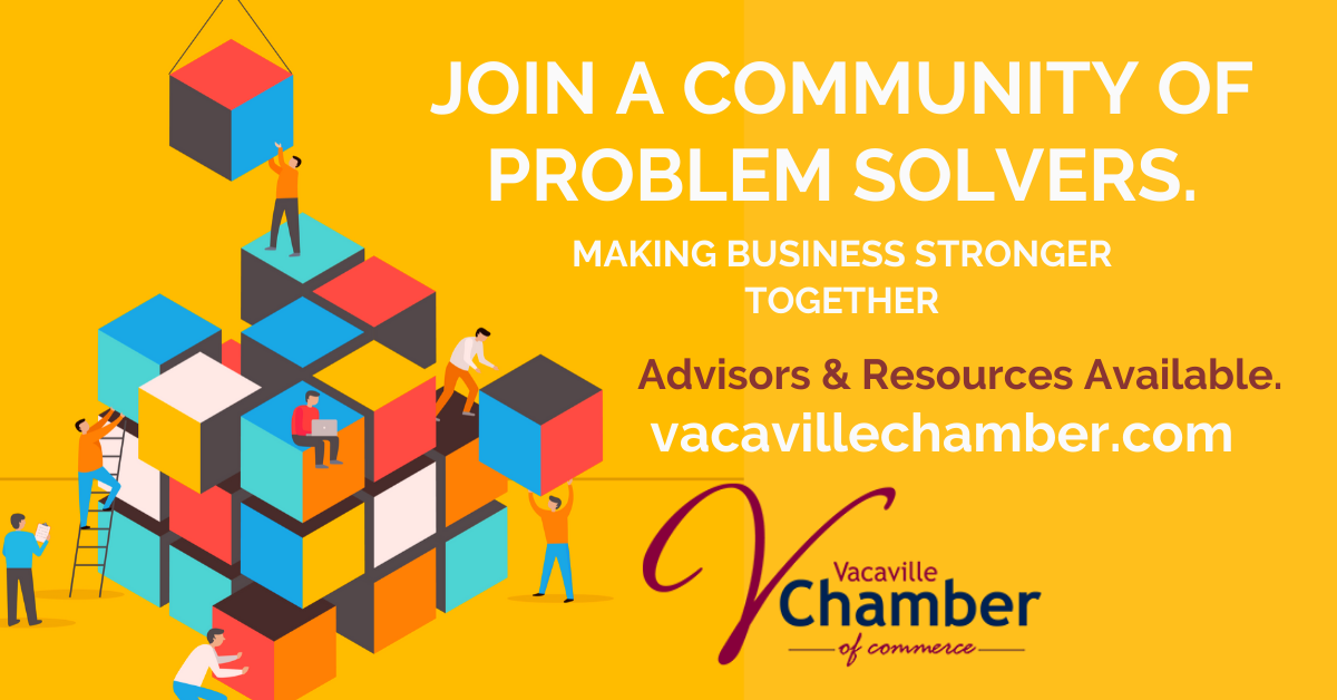 Vacaville Chamber of Commerce Join Us