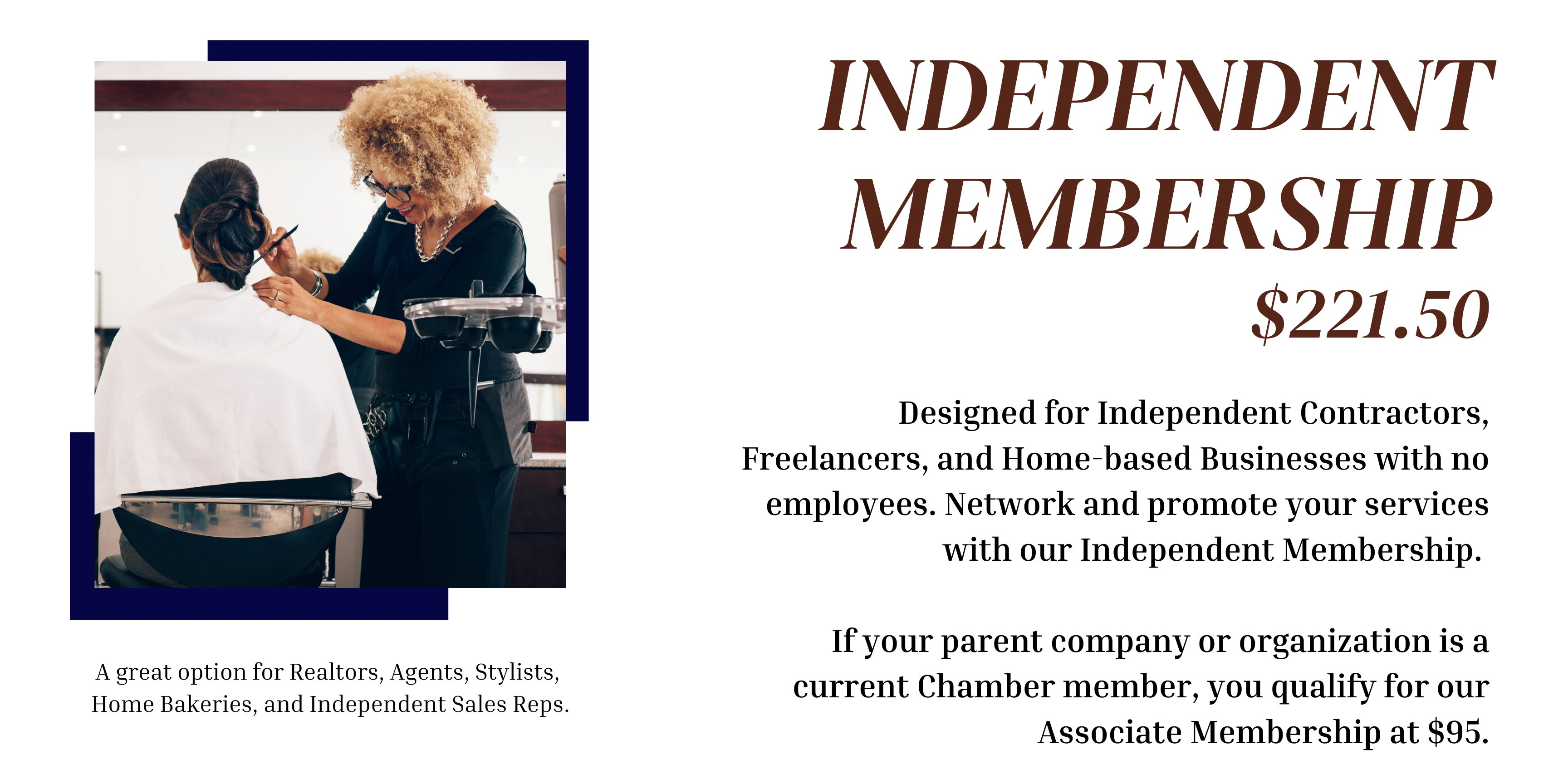 Independent Membership