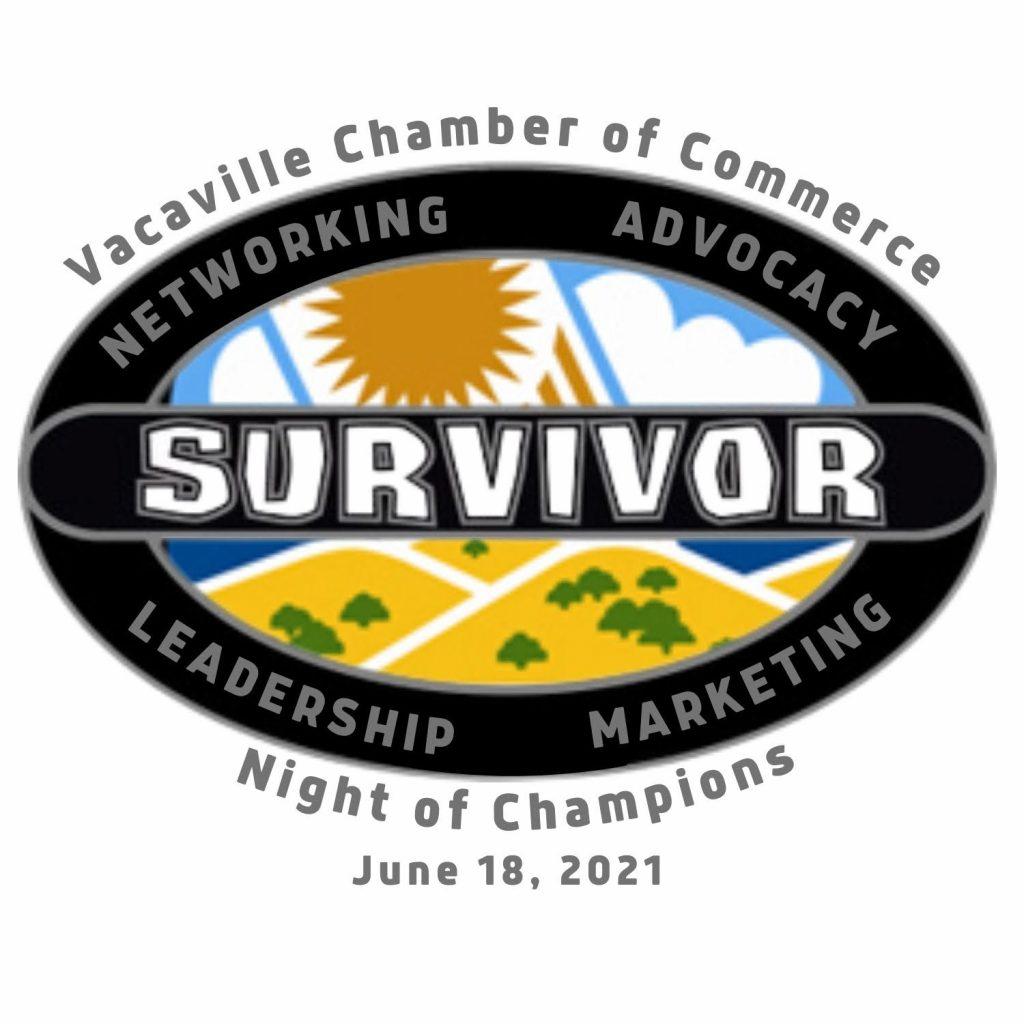 Survivor Logo - with date