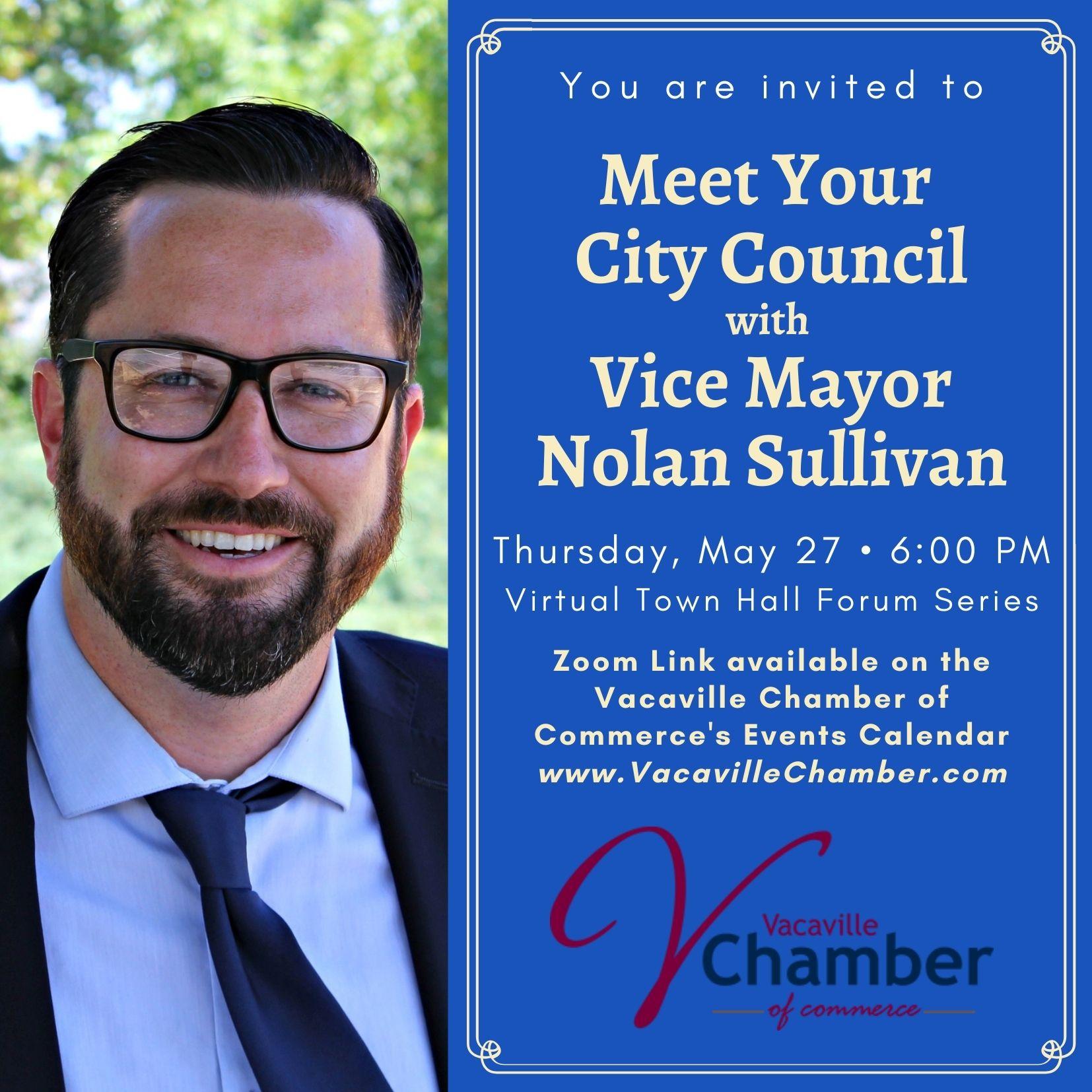 Meet Your City Council - Sullivan 2