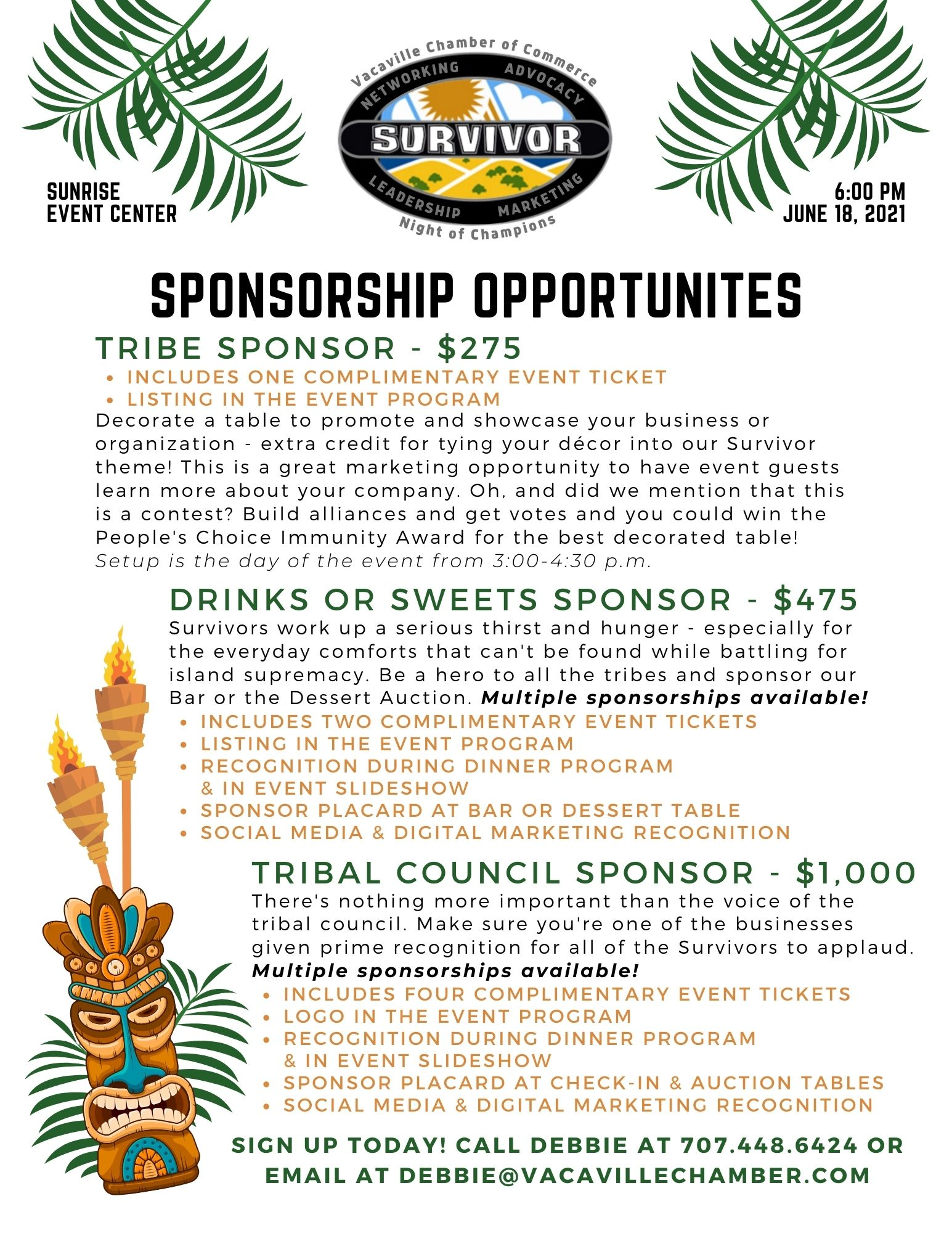 Night of Champions Sponsorship 2021