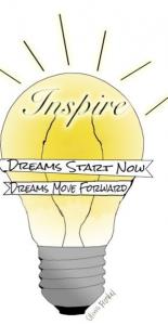 Inspire lightbulb