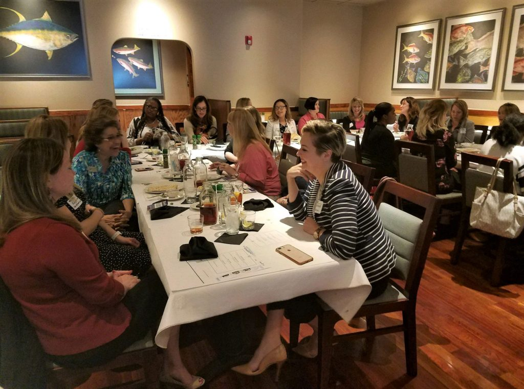 EMCCC Women's Group enjoys lunch and networking at Bonefish Grill Willow Grove.