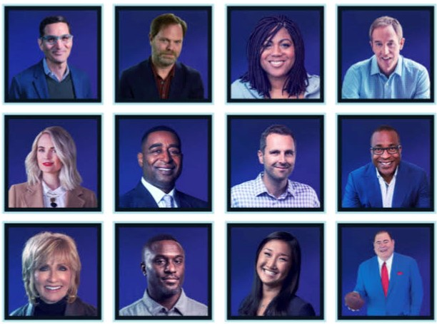 Leadercast 21 line up